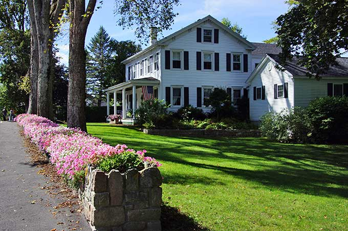 Hingham, Massachusetts homeowners insurance